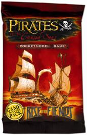 Pirates of the Cursed Sea Rise of the Fiends Booster Pack