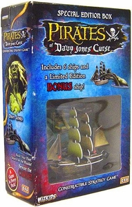 Pirates Constructible Strategy Game Davy Jones' Curse Special Edition Box