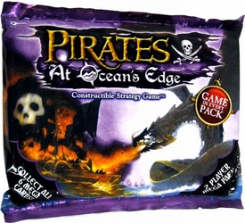 Pirates Constructible Strategy Game At Ocean's Edge Booster MEGA Pack
