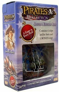 Pirates of the Revolution Constructible Strategy Game Revolution Special Edition Box Hangman's Noose