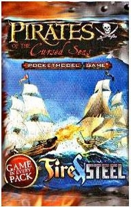 Pirates of the Cursed Sea Fire & Steel Booster Pack