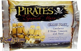 Pirates of the Spanish Main Game Booster Pack