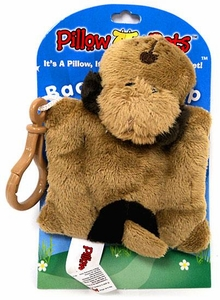 Pillow Pets Back Pack Clip Dog