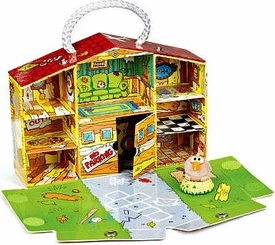 KooKoo Zoo Birds Club House Carry Case & Playset BLOWOUT SALE!