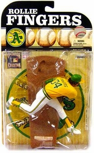 McFarlane Toys MLB Cooperstown Series 6 Action Figure Rollie Fingers (Oakland Athletics)