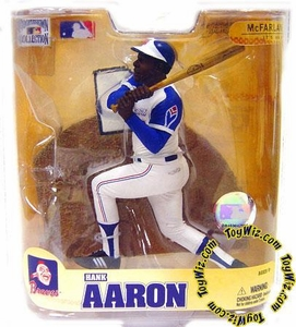 McFarlane Toys MLB Cooperstown Series 5 Action Figure Hank Aaron (Atlanta Braves)