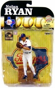 McFarlane Toys MLB Cooperstown Series 6 Action Figure Nolan Ryan (Texas Rangers)