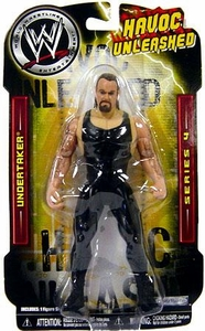 WWE Wrestling Havoc Unleashed Series 4 Wave 1 Action Figure Undertaker