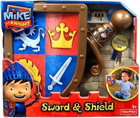 Fisher Price Mike the Knight Role Play Toy Sword & Shield