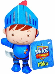 Fisher Price Mike the Knight 6 Inch Plush Mike