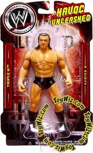 WWE Jakks Pacific Wrestling Action Figure Havoc Unleashed Series 2 Wave 1 Triple H