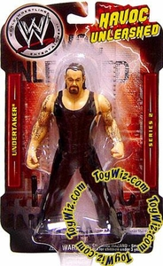 WWE Jakks Pacific Wrestling Action Figure Havoc Unleashed Series 2 Wave 1 Undertaker