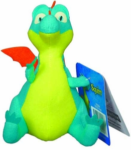 Fisher Price Mike the Knight 6 Inch Plush Squirt
