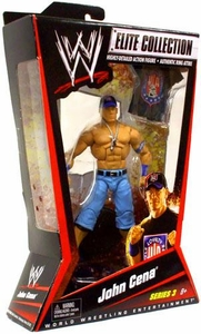 Mattel WWE Wrestling Elite Series 3 Action Figure John Cena