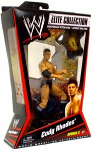 Mattel WWE Wrestling Elite Series 3 Action Figure Cody Rhodes