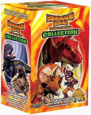 Dinosaur King Trading Card Game Colossal Quad Pack