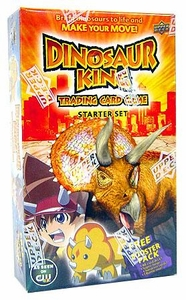Dinosaur King Trading Card Game Starter Deck Set