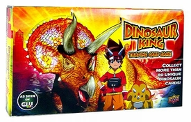 Dinosaur King Trading Card Game Series 1 Base Set Booster BOX [24 Packs]