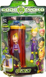 Code Lyoko Action Figure Toys Series 2 Transforming Chamber Odd