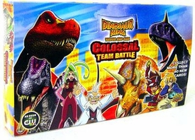 Dinosaur King Trading Card Game Series 2 Colossal Team Battle Booster Box [24 Packs]
