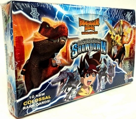 Dinosaur King Trading Card Game Series 5 Dinotector Showdown Booster BOX [24 Packs]