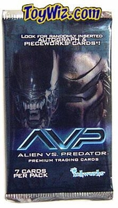 AVP Alien vs. Predator Movie Trading Cards Pack