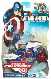 Captain America Movie Cruisers Zoom N Go ATV
