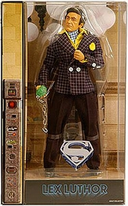 Mattel DC Universe 2011 Movie Masters Exclusive 12 Inch Deluxe Action Figure Lex Luthor  [Gene Hackman]