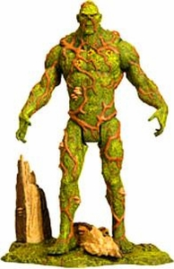 Mattel DC Universe 2011 SDCC San Diego Comic Con Exclusive Action Figure Swamp Thing   [DOES NOT INCLUDE Un-Men Ophidian & Cranius]