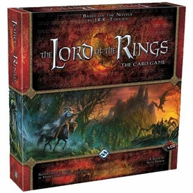 Lord of the Rings Fantasy Flight Living Card Game Core Set