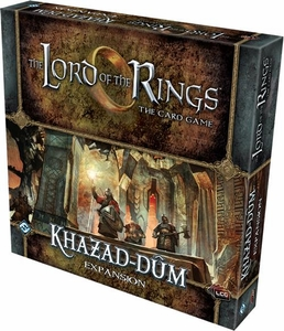 Lord of the Rings Fantasy Flight Living Card Game Khazad-dm Deluxe Expansion