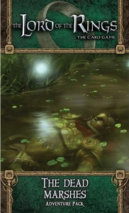Lord of the Rings Fantasy Flight Living Card Game The Dead Marshes Adventure Pack