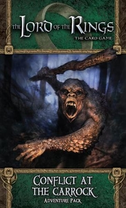 Lord of the Rings Fantasy Flight Living Card Game Conflict at the Carrock Adventure Pack