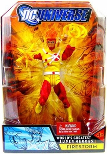 DC Universe Classics Action Figure Firestorm [Does NOT Include Connect & Collect Builder Piece!]