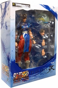 Super Street Fighter IV Square Enix Play Arts Kai Series 1 Action Figure Chun Li
