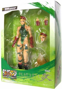 Super Street Fighter IV Square Enix Play Arts Kai Series 2 Action Figure Cammy