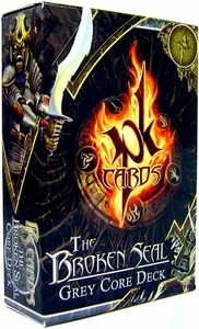 PK Cards Trading Card Game The Broken Seal Gray Core Deck