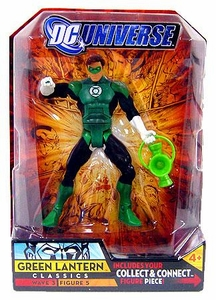 DC Universe Classics Series 3 Action Figure Hal Jordan {Green Lantern} [Build Solomon Grundy Piece!]