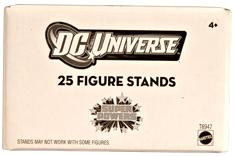 DC Universe Super Powers 25 Figure Stands