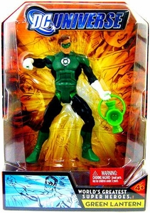 DC Universe Classics Action FigureGreen Lantern [Does NOT Include Connect & Collect Builder Piece!]
