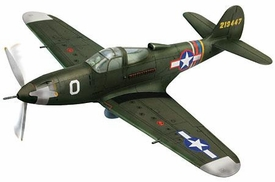 Forces of Valor 1:32 Scale Enthusiast Series Planes U.S. P-39Q Airacobra