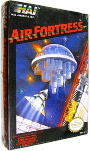 Nintendo Entertainment System NES Factory Sealed Cartridge Game Air Fortress