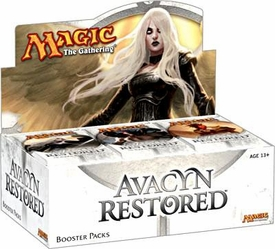Magic the Gathering Avacyn Restored Booster Box [36 Packs]