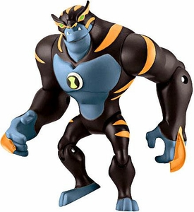 Ben 10 LOOSE 4 Inch Action Figure Haywire Rath