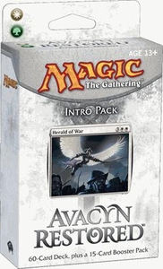 Magic the Gathering Avacyn Restored Theme Deck Intro Pack Angelic Might