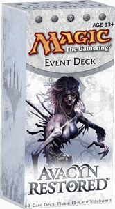 Magic the Gathering Avacyn Restored Event Deck Death's Encroach