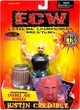 ECW Extreme Championship Wrestling Toymakers Action Figure Justin Credible [Black Shirt]