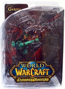 World of Warcraft DC Unlimited Series 7 Action Figure Garona Halforcen [Orc Rogue]