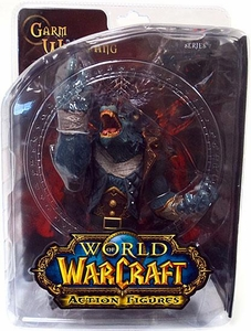 World of Warcraft DC Unlimited Series 7 Action Figure Garm Whitefang [Worgen]