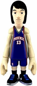 MINDstyle NBA 4 Inch Series 1 Action Figure Steve Nash [Purple Uniform]